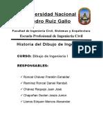 HISTORIA DEL DIBUJO
