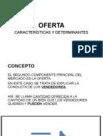 determinantes de la OFERTA.pptx