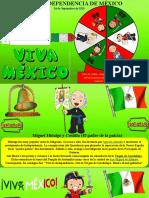 RULETA INTERACTIVA DE LA INDEPENDENCIA DE MEXICO.pptx