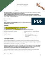 Guia de trabajo autónomo 9 décimo año UPJFT