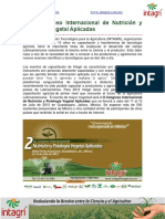 04. II Congreso internacional de nutricion y fisiologia vegetal aplicadas
