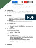 BASES DE CONCURSO POR PRIMAVERA - FLOR