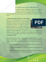 S6 PSICOLOGIA CONDUCTISMO