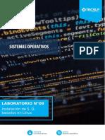 Laboratorio 09 - Instalación de Linux
