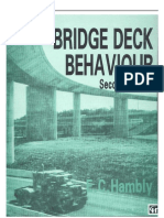 Bridge Deck Behaviour