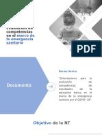 Norma técnica evaluación competencias emergencia sanitaria.pdf