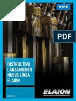 Aceites Instructivo - Elaion