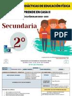 2° de Secundaria EF Semana 4 - LEF Antonio Preza