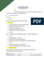 PMO01 - Termo de Abertura do Projeto