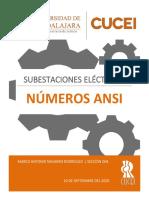 Números ANSI