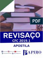 REVISAÇO CFC 2019.1