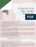 CONFLICTOS DEL ALMA INFANTIL