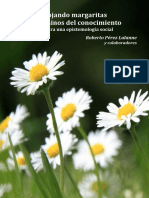 Deshogando margaritas en los caminos del conocimiento - Roberto Pérez Lalanne y colabores (1)