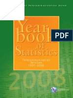 Yearbook of Statistics Telecommunication Services_1997_2006