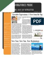 January Workforce Pride Newsletter