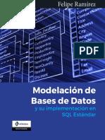 Ramírez (2020) Modelación de base de datos y su implementación en SQL Estándar (eBook)