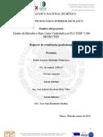 DISEÑO DE ELEVADORES A BAJO COSTO