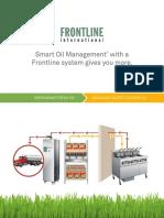 Frontline International Capabilities Brochure 2014-2