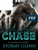 Stormy Glenn - Serie Los Hombres de Might - 01. Chase