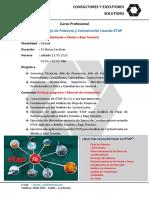 Análisis de Flujo de Potencia y Cortocircuito en ETAP