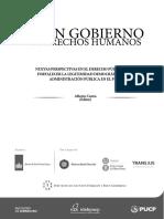 Juli Ponce Sole. El derecho a la buena administracion y la calidad de las decisiones administrativas