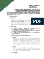 2. PLAN DE INSTRUCCION LEY 30364