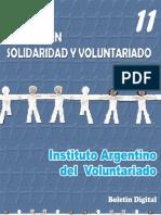 Boletin Voluntariado N° 11
