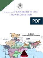 IT Scenario in Orissa