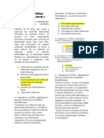 MED INT. CARDIO A PARCIAL II