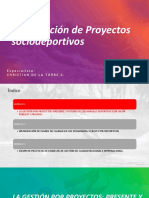 formulación de proyectos sociodeportivos PPT