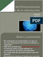 Teoría del Procesamiento humano de la información