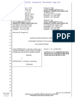 20-09-09 Google Motion to Consider Whether Android Antitrust Cases Related