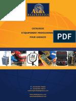 Catalogue d'Equipement Pro Pour garage