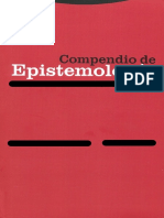 Compendio de Epistemología, Selección de Artículos