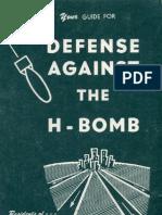 Portland H-Bomb Defense