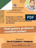 Ghid consilieri scolari Invata Primar _vol I_BT