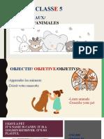 FRANCÉS E INGLÉS-ANIMALES