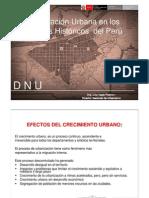 Ponencia Dirección Nacional de Vivienda y Urbanismo - Ministerio de Vivienda
