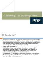 3D Rendering Tips and design ideas.pdf