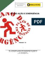 PLANO DE EMERGÊNCIA PIRAQUE