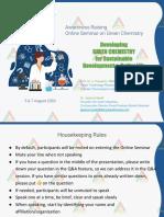 Green Chemistry Presentation - Academic-2