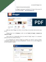 Un blog en Blogger