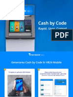 Cash by Code