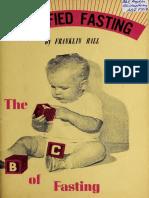 The A-B-C of Fasting_ Glorified Fasting - Franklin Hall.pdf