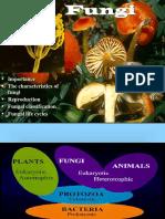 plant pathology Fungi