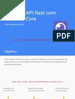 Testando API Rest com Insomnia Core