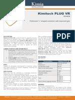 9. Tehnički list_PLUG VR