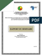 rapport-gar-iirapport-du-seminaire1-140619142632-phpapp01