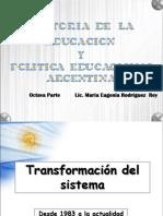 08-Historia de la educación 7 B(1983 actualidad)
