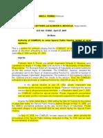2. Fermin vs Comelec